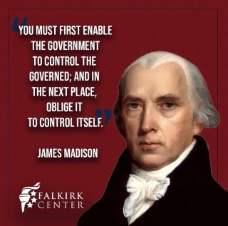 Perhaps the most brilliant concept in the Federalist Papers came from Federalist 51. Madison emphasized that government is a reflection of human nature, because if men were angels, no government would be necessary, and if angels governed men, limits on government would not be necessary. This calls for a system of checks and balances that ensures a government with limited power over the people, and limited power in itself from being overrun with corruption.
