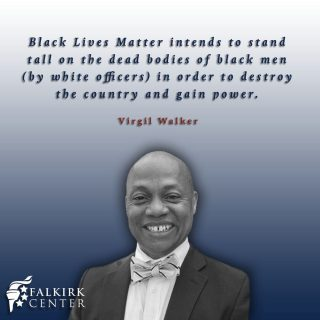 The Black Lives Matter organization is deceitful in its name. It does not particularly care about black lives. Rather, it cares about gaining power to destroy western tradition and America as we know it. The organization claims as much through their website and spokespersons. We must stand in opposition to this organization. As believers, we whole heartedly believe that every man and woman of every skin color is made in God's image, and therefore, is precious and sacred. The Black Lives Matter organization does not believe this, and they do not even pretend to. We must fight back against what they really stand for: radical, neo-Marxism.