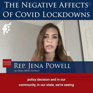 """Tyrants who are shuttering people into their homes for """"public health"""" are missing a key element: The negative impact of the lockdowns. Suicides are up, depression is up, domestic abuse is up, and so much more. The left doesn't want to address these issues. They want you to shut up, submit to them, and obey their dictates. Don't submit."""