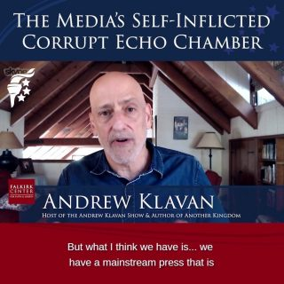 Some in the media are genuinely manipulative liars, but many have just been absorbed into a system of thorough corruption and are unable to see the error in their ways. None of it excuses the lying, it just makes it all the more important that we thoroughly dispel the lies that the media reports.
