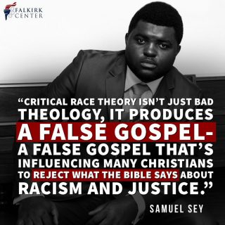 CRT is fundamentally anti-Christian. It treats skin color as your identity & treats those with similar skin colors as monoliths in how they think or behave. The Gospel pays no mind to skin color, only to the repentance of your individual sins & surrender to Jesus Christ.