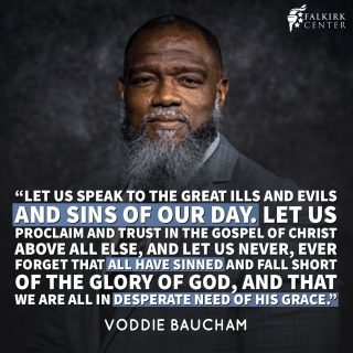 We have a moral duty to stand for truth; to stand against evil. We also have a moral duty to proclaim the gospel unashamedly and make disciples of all nations. Why? Because we are sinners in need of God's abundant mercy and grace.