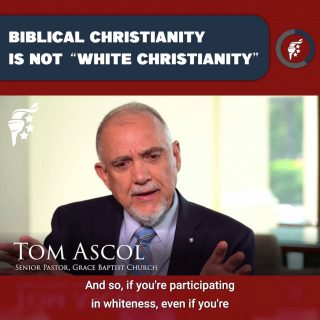 Christianity is no different for you if you're white, black, brown or any other race or ethnicity. To divide any portion of Christianity according to something as especially meaningless as melanin count is blasphemous.   Yet, the modern day church is slowly but surely being swallowed up by proponents of the idea that the Gospel is in any way related to or respective of race. Skin color plays no role in our identity. It defines none of who you are as a person.   The fixation on melanin count distracts from where our true identity lies - in Christ.   @ryanhelfenbein