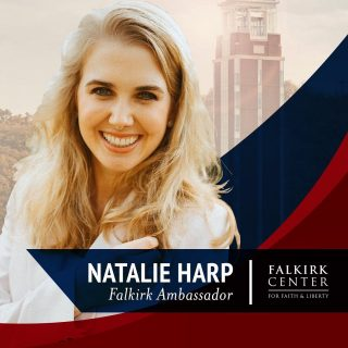 Falkirk Center is proud to welcome @nataliejharp to the Falkirk Center Ambassador team! Natalie is a walking miracle, living a quality life with cancer thanks to right-to-try legislation. Read about her story here —> https://www.fdareview.org/2019/06/24/right-to-try-legislation-helps-patient-battling-bone-cancer/ Welcome to the team, Natalie!