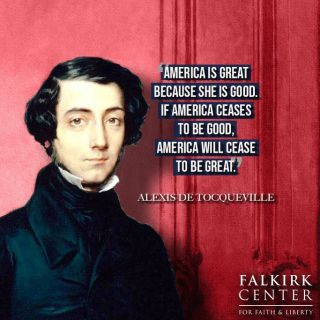 There is no other nation in the history of the world that has done more to protect human rights, lift people out of poverty, and provide opportunity to people of all walks of life than the United States. The US is the greatest nation in the history of the world. . . . #FalkirkCenter #Liberty #History #UnitedStates #USA