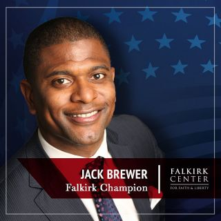 Falkirk Center is proud to welcome @jackbrewerbsi as a Falkirk Center Champion. Jack Brewer possesses a unique combination of expertise in the fields of global economic development, sports, and finance through his roles as a successful entrepreneur, executive producer, news contributor and humanitarian. Jack is currently serving as the CEO and Portfolio Manager of The Brewer Group, Inc. as well as the Founder and Executive Director of The Jack Brewer Foundation (JBF Worldwide) and active Shriner. He has a prison ministry that shares the gospel with prisoners and helps prepare them for the outside world as well as an inner city ministry where he helps lower income children learn valuable lessons in areas like personal finance. He is a regular media personality to several multinational media outlets, Ambassador and National Spokesperson for National Police Athletic/Activities Leagues, Peace and Sport Ambassador for the International Federation for Peace and Sustainable Development at the United Nations, Senior Advisor to former H.E. President Joyce Banda of the Republic of Malawi and three-time National Football League (NFL) Team Captain for the Minnesota Vikings, Philadelphia Eagles and New York Giants. Welcome to the team, @jackbrewerbsi! . . . #FalkirkCenter #Faith #Liberty #PrivateSector #Youth #NFL #Sports #Philanthropy #Entrepreneurship #Politics #Ministry #Culture